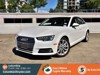 Used 2017 Audi A4 2.0T Quattro Progressiv for sale in Richmond, BC