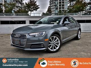 Used 2017 Audi A4 2.0T Quattro Progressiv for sale in Richmond, BC