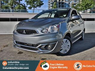 Used 2017 Mitsubishi Mirage ES for sale in Richmond, BC