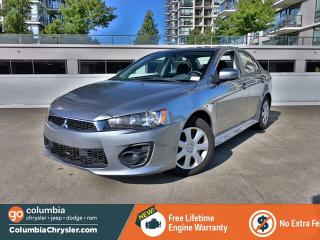 Used 2016 Mitsubishi Lancer ES for sale in Richmond, BC