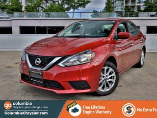 Used 2016 Nissan Sentra 18 for sale in Richmond, BC