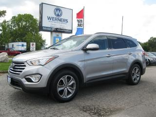 Used 2015 Hyundai Santa Fe XL LEATHER for sale in Cambridge, ON