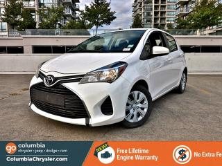 Used 2016 Toyota Yaris LE for sale in Richmond, BC