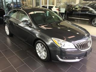Used 2016 Buick Regal Accident Free, Heated Leather Seats for sale in Edmonton, AB