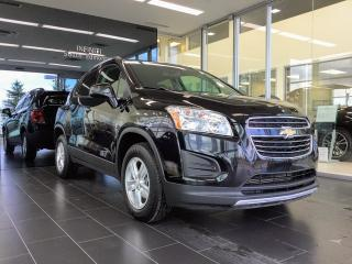 Used 2016 Chevrolet Trax LT, Accident Free, Local Vehicle for sale in Edmonton, AB