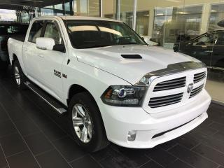 Used 2013 Dodge Ram 1500 Sport, Accident Free, One Owner, Alberta Vehicle for sale in Edmonton, AB