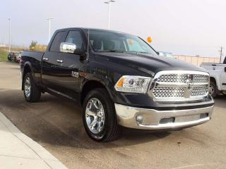 Used 2017 Dodge Ram 1500 Laramie for sale in Peace River, AB