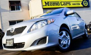 Used 2010 Toyota Corolla CE! Cruise+LOW KMS+AuxIn! ONLY $169/bi-weekly! for sale in St Catharines, ON