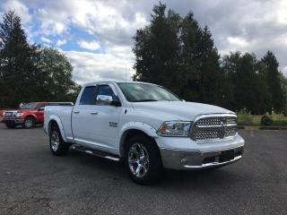 Used 2015 Dodge Ram 1500 Laramie + SUNROOF + NAV + BACK-UP CAM for sale in Surrey, BC