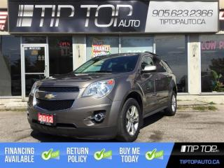 Used 2012 Chevrolet Equinox 1LT ** 88,900kms, AWD, Bluetooth, Remote Start ** for sale in Bowmanville, ON
