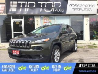 Used 2015 Jeep Cherokee North 4X4, Power Tailgate, Bluetooth, Backup Camer for sale in Bowmanville, ON