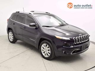 Used 2016 Jeep Cherokee Limited 4X4 for sale in Edmonton, AB