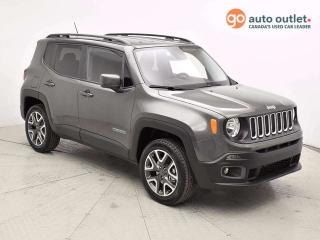 Used 2017 Jeep Renegade North for sale in Edmonton, AB