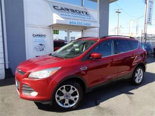 Used 2014 Ford Escape SE 4WD, Nav, Leather, Sunroof, 2.0L Eco Boost for sale in Langley, BC