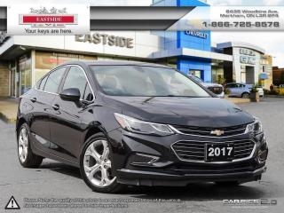 Used 2017 Chevrolet Cruze Premier Sedan Premier for sale in Markham, ON
