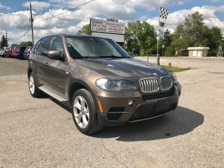 Used 2011 BMW X5 35D for sale in Komoka, ON