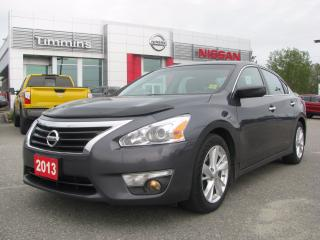 Used 2013 Nissan Altima 2.5 SV for sale in Timmins, ON