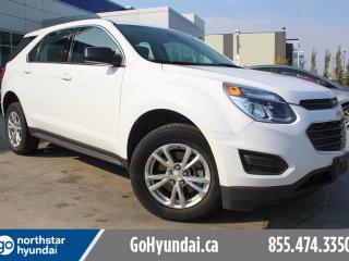 Used 2017 Chevrolet Equinox LS ACCIDENT FREE/AWD/POWER for sale in Edmonton, AB