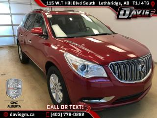 Used 2013 Buick Enclave Convenience-AWD-7 Passenger, Rear Vision Camera for sale in Lethbridge, AB