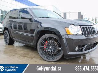 Used 2010 Jeep Grand Cherokee NAV LEATHER ROOF SRT8 for sale in Edmonton, AB