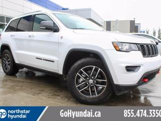 Used 2017 Jeep Grand Cherokee Sunroof AIr Suspension Leather for sale in Edmonton, AB