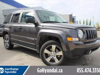 Used 2017 Jeep Patriot SPORT for sale in Edmonton, AB