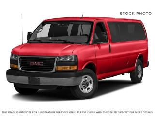 New 2017 GMC Savana Passenger for sale in Lethbridge, AB