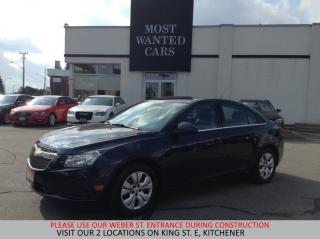 Used 2014 Chevrolet Cruze 1LT | 1.4L TURBO | BLUETOOTH | NO ACCIDENTS for sale in Kitchener, ON