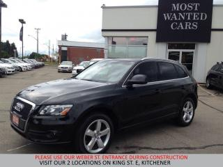 Used 2012 Audi Q5 QUATTRO | BLIND SPOT | SENSORS | for sale in Kitchener, ON