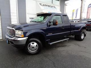 Used 2004 Ford F-350 XLT 4x4, Manual, Diesel, Dually for sale in Langley, BC