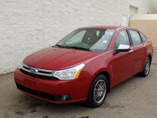 Used 2011 Ford Focus SE for sale in Edmonton, AB