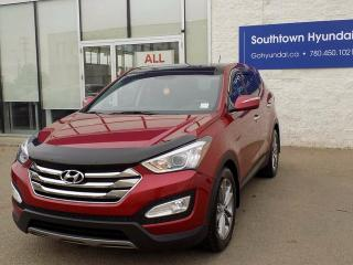 Used 2013 Hyundai Santa Fe Sport 2.0T Limited for sale in Edmonton, AB
