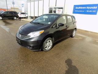 Used 2016 Nissan Versa Note 1.6 S for sale in Edmonton, AB