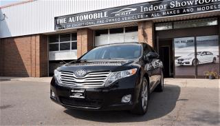 Used 2010 Toyota Venza AWD PANO ROOF BACK-UP CAMERA for sale in Mississauga, ON