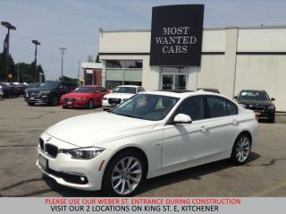 Used 2016 BMW 328xi LUXURY LINE | NAVIGATION | XENON for sale in Kitchener, ON
