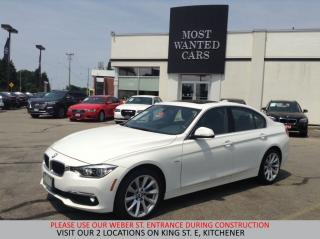 Used 2016 BMW 3 Series 328ix LUXURY LINE | NAVIGATION | XENON for sale in Kitchener, ON