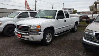 Used 2006 GMC Sierra 1500 SLE for sale in St Catharines, ON