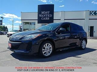 Used 2013 Mazda MAZDA3 GS-SKY | NO ACCIDENTS | HEATED SEATS for sale in Kitchener, ON