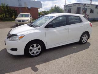 Used 2010 Toyota Matrix Certified for sale in Kitchener, ON