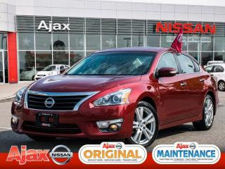 Used 2014 Nissan Altima 3.5 SL*Ajax Nissan original*Navigation for sale in Ajax, ON