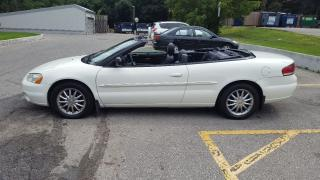 Used 2002 Chrysler Sebring Limited  for sale in North York, ON