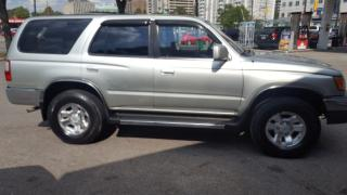 Used 2000 Toyota 4Runner SR5  for sale in North York, ON