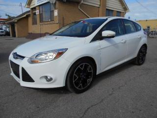 Used 2012 Ford Focus SEL for sale in Etobicoke, ON