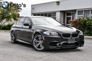 Used 2013 BMW M5 for sale in Ottawa, ON