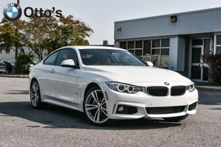 Used 2016 BMW 435i xDrive Coupe for sale in Ottawa, ON