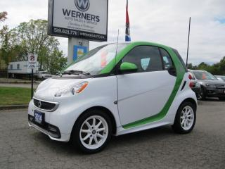Used 2014 Smart fortwo ELECTRIC for sale in Cambridge, ON