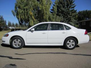 Used 2010 Chevrolet Impala LT for sale in Melfort, SK