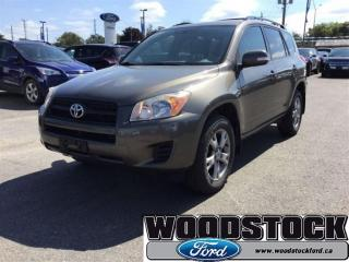 Used 2010 Toyota RAV4 Local Trade, Great Shape for sale in Woodstock, ON