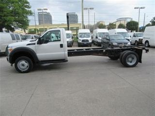 Used 2014 Ford F-550 2wd Cab & chassis with 201 inch wheel base for sale in Richmond Hill, ON