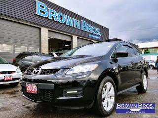 Used 2009 Mazda CX-7 Touring for sale in Surrey, BC